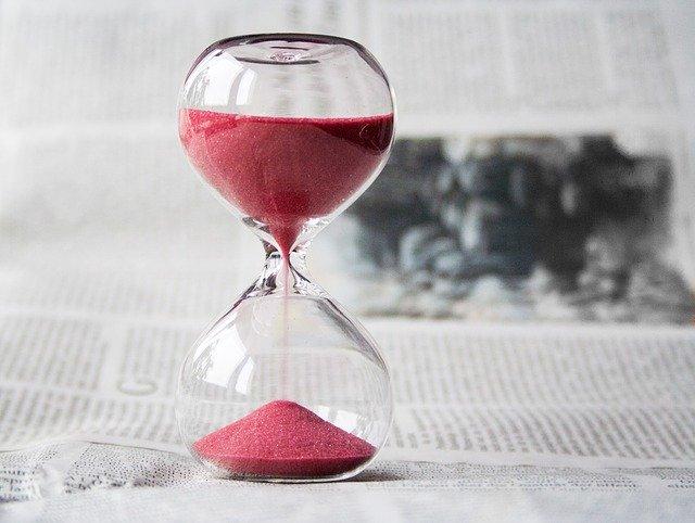 合格までの学習時間の把握
